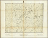 Southwestern Colorado, Atlas Sheet 61 C. J.C. Spiller, Del. Expeditions of 1874-1875, under the Command of 1st. Lieut. Geo. M. Wheeler, Corps of Engineers, U.S. Army. Executive Officer and Field Astronomer: 1st. Lieut. W.L. Marshall, Corps of Engineers, U.S. Army. Topographical Assistants: 1874 Louis Nell, 1875 J.C. Spiller. U.S. Geographical Surveys West Of The 100th Meridian.