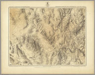 Parts Of Eastern & Southeastern Nevada & Southwestern Utah. Atlas Sheet Number 66. Expeditions of 1869, 1872 & 1873. 1st. Lieut. Geo. M. Wheeler, Corps of Engineers, Com'd'g. Explorations & Surveys West Of The One-Hundredth Meridian. War Department Corps Of Engineers. U.S. Army. (1876?)