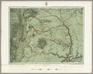 Economic Features Of Part Of North Central New Mexico. Atlas Sheet No. 70, (C.). Issued May 7th 1877. Weyss, Herman & Lang Del. Expeditions of 1874, 1875 & 1876, Under the Command of 1st. Lieut. Geo. M. Wheeler, Corps of Engineers, U.S. Army. U.S. Geographical Surveys West Of The 100th Meridian.