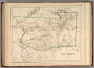 Territory Of New Mexico. By Prof. H.D. Rogers & A. Keith Johnston, F.R.S.E. Entered in Sta. Hall. London ... & according to an act of Congress ... 1857, by H.D. Rogers ... Massachusetts. London, John Murray, Albemarle Street, Edinburgh, W. & A.K. Johnston. Engraved by W. & A.K. Johnston, Edinburgh.