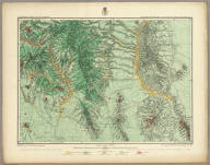 Land Classification Map Of Part Of South Western New Mexico, Atlas Sheet No. 84 (C). Issued October 30th 1881. Weyss, Nell & Rock Del. Expeditions Of 1877 & 1878, Under the Command of 1st. Lieut. Geo. M. Wheeler, Corps of Engineers, U.S. Army. U.S. Geographical Surveys West Of The 100th Meridian.