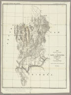 Map Prepared to accompany the Lists of Distances, Camps, Etc. Field Season of 1872. 1st Lieut. Geo. M. Wheeler Corps of Engineers in charge. For office use. Explorations in Nevada, Utah & Arizona. U.S. Engineer Department.