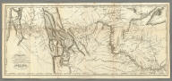 Map of Lewis and Clark's Track...