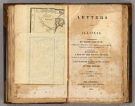 Title Page: Letters from Illinois.