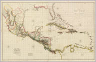 Chart Of The West Indies And Spanish Dominions In North America.