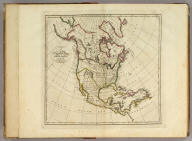 A New and Accurate Map of North America from the best Authorities. Bower Sc.