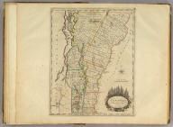 Vermont From actual Survey. Delineated & Engraved by Amos Doolittle N.H.