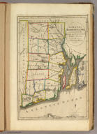 The State of Rhode Island compiled from the Surveys and Observations of Caleb Harris. By Harding Harris.