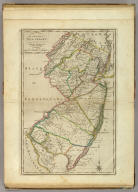 The State of New Jersey Compiled from the most Authentic Information. Compiled by Samuel Lewis.