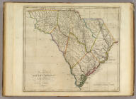 The State of South Carolina: from the best Authorities, By Samuel Lewis. W. Barker, sculp.