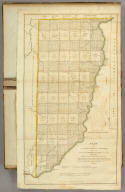 Plat of The Seven Ranges Of Townships being Part of the Territory of the United States N.W. of the River Ohio Which by a late act of Congress are directed to be sold. Surveyed in conformity to an Ordinance of Congress of May 20th 1785. Under direction of Thos. Hutchins late Geographer to the United States.