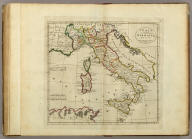 Italy, and Sardinia, from the best Authorities. Bower.