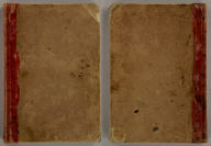 (Covers to) Carey's General Atlas, Improved And Enlarged, Being A Collection Of Maps Of The World And Quarters, Their Principal Empires, Kingdoms, &c. ... Philadelphia: Published By M. Carey. 1814. T.S. Manning, Printer, N.W. Corner of Sixth & Chestnut Streets.