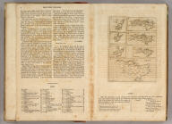 (Prefatory Remarks 2 to) Carey's General Atlas, Improved And Enlarged, Being A Collection Of Maps Of The World And Quarters, Their Principal Empires, Kingdoms, &c. ... Philadelphia: Published By M. Carey. 1814. T.S. Manning, Printer, N.W. Corner of Sixth & Chestnut Streets.