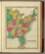 United States. Published by A. Finley Philada. Young & Delleker Sc.