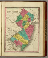 New Jersey. Published by A. Finley Philada. Young & Delleker Sc.