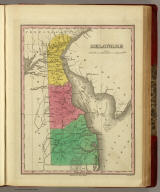 Delaware. Published by A. Finley Philada. Young & Delleker Sc.
