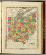 Ohio. Published by A. Finley Philada. Young & Delleker Sc.