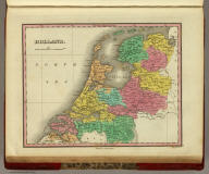 Holland. Published by A. Finley Philada. Young & Delleker Sc.