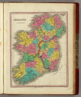 Ireland. Published by A. Finley Philada. Young & Delleker Sc.
