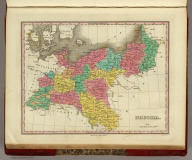 Prussia. Published by A. Finley Philada. Young & Delleker Sc.