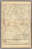 Country drained by the Mississippi Western Section. (with) Profile or Vertical Section of the Country on the Parallel of Latitude 38 degrees North. Drawn by S.H. Long Maj. T. Engineers. Engrav'd by Young & Delleker. For the Expedition to the Rocky Mountains Vol. I.