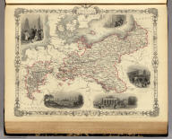 Prussia. The Illustrations by J. Salmon & Engraved by S. Fisher. The Map Drawn & Engraved by J. Rapkin.