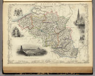 Belgium. The Illustrations by J. Marchant & Engraved by J.B. Allen. The Map Drawn & Engraved by J. Rapkin.