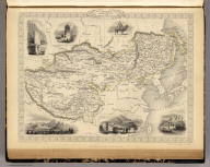 Thibet, Mongolia, and Mandchouria. The Illustrations by H. Winkles & Engraved by G. Greatbach. The Map Drawn & Engraved by J. Rapkin.