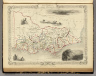 Victoria Or Port Phillip. The Illustrations by A. Warren & Engraved by J. Rogers. The Map Drawn & Engraved by J. Rapkin.