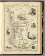 Western Australia, Swan River. The Illustrations by A.H. Wray & Engraved by W. Lacey. The Map Drawn & Engraved by J. Rapkin.