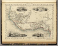 Western Africa. The Illustrations by H. Winkles & Engraved by E. Radclyffe. The Map Drawn & Engraved by J. Rapkin.
