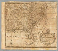 A Map of the States of Virginia, North Carolina, South Carolina and Georgia Comprehending the Spanish Provinces of East and West Florida Exhibiting the boundaries as fixed by the late Treaty of Peace between the United States and the Spanish Dominions. Compiled from late Surveys and Observations by Joseph Purcell. Engraved for Morse's Geography by Amos Doolittle at New Haven, 1788.