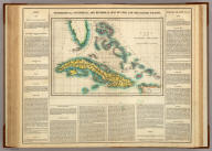 Geographical, Historical, And Statistical Map Of Cuba And The Bahama Islands. Cuba and the Bahama Islands. No. 40. B. Tanner Sc.