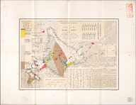 Nihon Ezo chishitsu yoyaku no zu = A geological sketch map of the island of Yesso, Japan / Benmjamin Smith Lyman. Meiji 9 [1876]