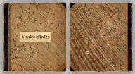 (Covers to) Map Of The United States Of America, The British Provinces, Mexico and the West Indies, Showing The Country from the Atlantic to the Pacific Ocean. Published by J.H. Colton, No. 86 Cedar St. New York. 1848. Entered ... 1846, by Joseph H. Colton ... New York. Drawn & Engraved By Sherman & Smith New-York. (inset) The south Eastern Part Of The West Indies. (inset) Map Of Newfoundland.