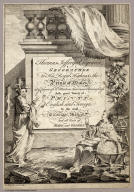 Thomas Jefferys Engraver... (trade card advertisement).