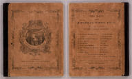 (Covers to) Mitchell's School Atlas. Philadelphia: Thomas, Cowperthwait & Company. MDCCCXXXIX. Entered ... 1839, by S. Augustus Mitchell ... Connecticut.