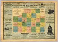 Map Of McLean County, Ill. 1886.