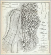Map Of The Siege Of Vicksburg, Miss.