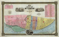 Map Of The City Of St. Louis.