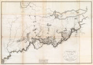 General Map of the Course of the Ohio from Its Source to its Junction With The Mississipi. PL. 2.