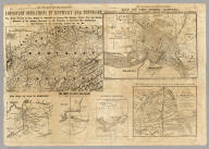 Important Operations in Kentucky and Tennessee. The Battle Ground of Gen. Nelson at Piketon--The Brilliant Victory Over the Rebels--Situation of the Bridges Destroyed by the Unionists of Tennessee--The Cumberland Gap--Positions of the Contending Armies, &c., &c., &c. New York Herald War Maps and Diagrams. (Pages) 4 and 5.