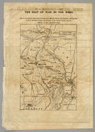 The Seat of War in the West. New York Herald War Maps and Diagrams. (Page) 2.