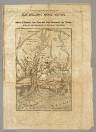 Our Brilliant Naval Victory. New York Herald War Maps and Diagrams. (Page) 7.