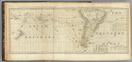 Chart containing the greater part of the South Sea to the South of the Line, with the Islands dispersed thro' the same. South America with the adjacent Islands in the Southern Ocean and South Sea. Published ... 10 June 1775, by R. Sayer & J. Bennett ... Fleet Street. VI.