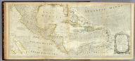 An Accurate Map Of North America. Describing and distinguishing the British and Spanish Dominions on the great Continent, According to the Definitive Treaty Concluded at Paris 10th Feby. 1763. Also all the West India Islands Belonging to, and possessed by the Several European Princes and States. The whole laid down according to the latest and Most authentick Improvements, By Eman Bowen Gegr: to His Majesty and John Gibson Engraver. (with) inset map of The Passage by Land To California, Discovered by Father Eusebius Francis Kino a Jesuit. London. Printed for Robert Sayer No. 53 Fleet Street as the Act Directs 2d. July 1775.