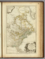 A Map Of The British Empire, in North America. By Samuel Dunn, Mathematician, improved from the Surveys of Capt. Carver. London. Printed for R. Sayer & J. Bennett ... Augst. 17th, 1776.