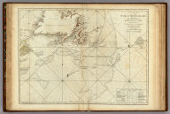 A Chart Of The Banks Of Newfoundland, Drawn from a Great Number of Hydrographical Surveys, Chiefly from those of Chabert, Cook And Fleurieu, Connected and Ascertained by Astronomical Observations. London. Printed for & Sold by Robt. Sayer & Jno. Bennett ... 25th March 1776.