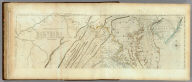 A Map of the most Inhabited part of Virginia containing the whole province of Maryland with Part of Pensilvania, New Jersey and North Carolina. Drawn by Joshua Fry & Peter Jefferson in 1775. Printed for Robt. Sayer ... London. (Northern Section)